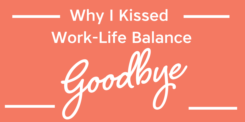 Is work-life balance achievable? If you're anything like me, it's a moving target Let me offer you something more realistic and meaningful! #mompreneur #onlinebusiness #womenleaders #angelicaduncan #silkoversteel #sos #wahm #womeninbusiness