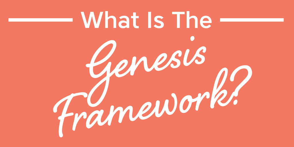 Ever wondered what is the Genesis Framework and if you should use it for your blog or website? Then you've come to the right place! I'm answering all of your FAQs about the Genesis Framework! PLUS you'll get to checkout real-life examples of other bloggers using the Genesis Framework!